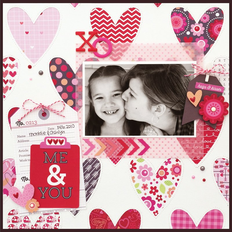 New Lovebugs Collection from Doodlebug Designs