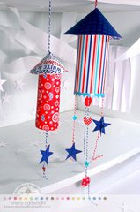 Rockets & Party Poppers by Sherry Cartwright