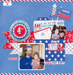 New Stars & Stripes from Doodlebug Design