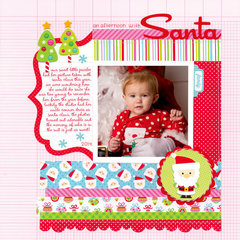 Christmas in Sept with Sugarplums from Doodlebug