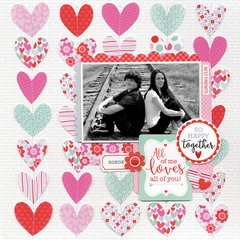 Don't You LOVE the NEW Sweet Things Collection from Doodlebug?