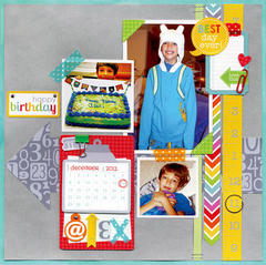 Best Day Ever featuring Take Note from Doodlebug Design