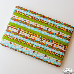 Washi Tape Laptop Decor
