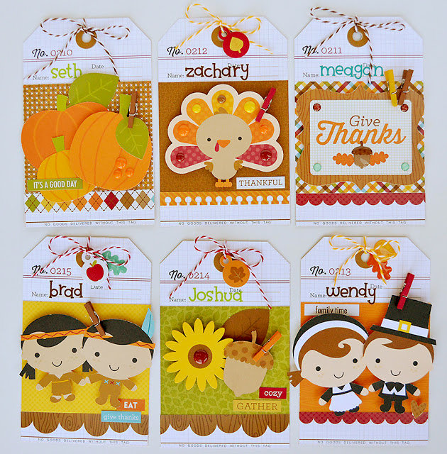 "Amazing ""Fall Friends"" Inspiration from the Doodlebug Design Team"