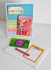 iTunes Birthday Card by Wendy Sue Anderson