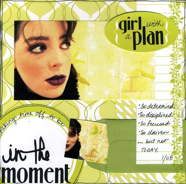 Girl with a Plan