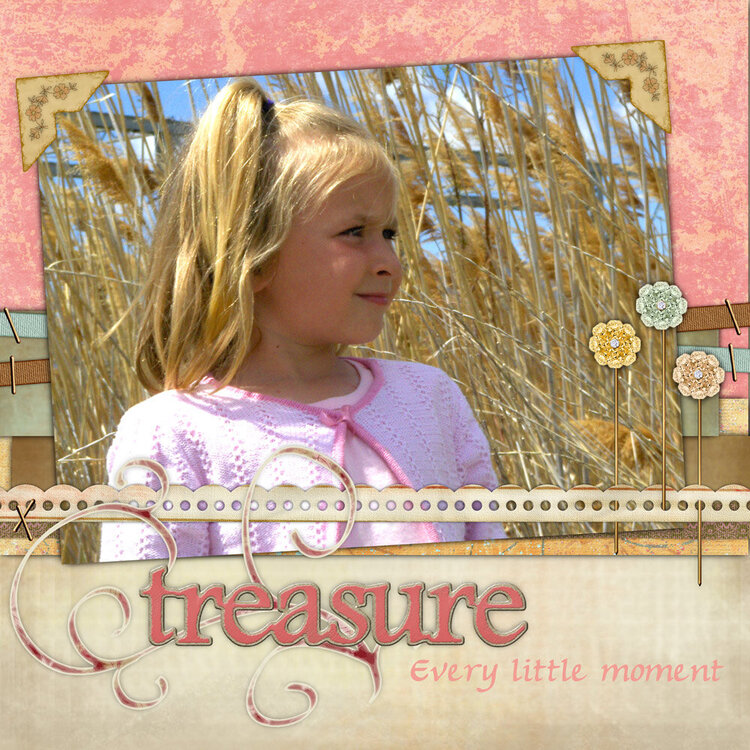 Treasure Every Little Moment