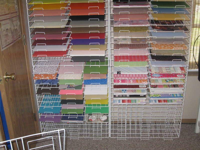 New paper racks