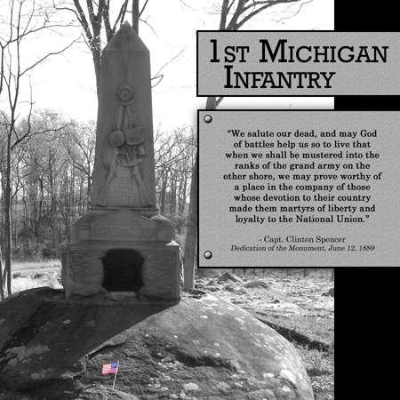 1st Michigan Infantry