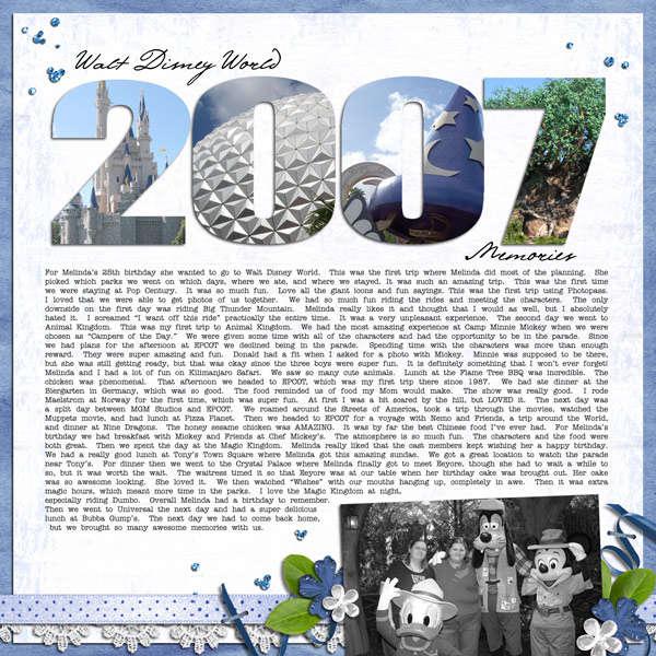 WDW 2007 Memories