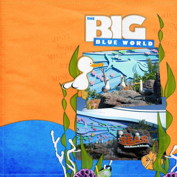 The Big Blue World