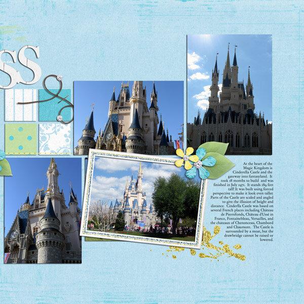 Fairy-tale Fotrtress - Page 2