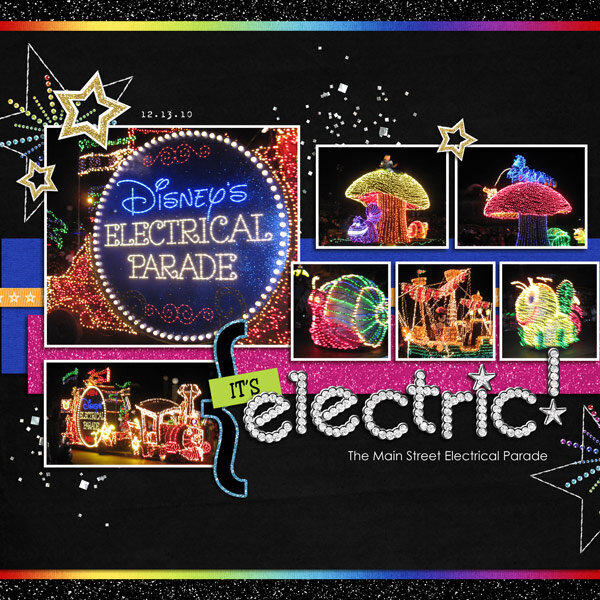 It's Electric!