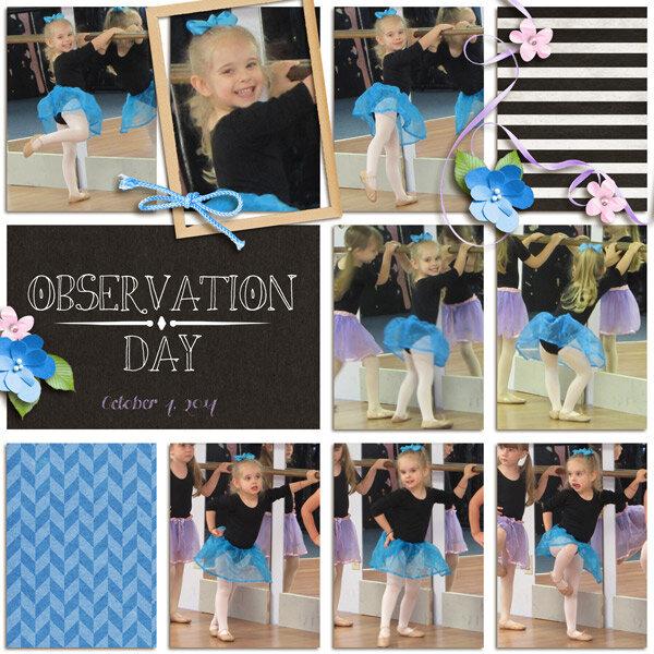 Observation Week - Page 1