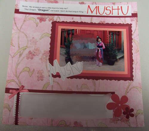 Mulan and Mushu (Epcot)