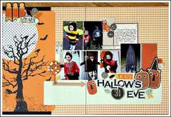 All Hallows Eve **Hip 2-b Square**