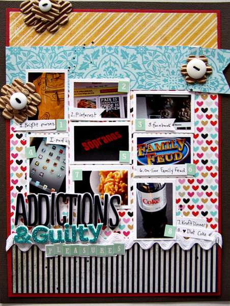 Addictions & Guilt Pleasures