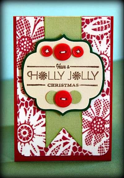 Holly Jolly Christmas (Card)