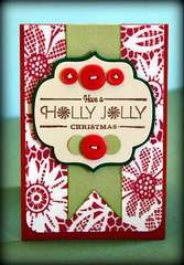 Holly Jolly Christmas (Card)