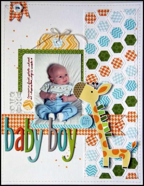 Baby Boy **Bella Blvd**