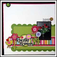 Favorite Flowers **MLS SUnday Market**