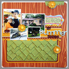 Summer Vacation **New My Little Shoebox**