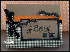 Boo! **card**