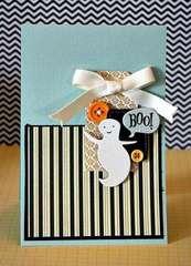 Boo card **American Crafts Nightfall**