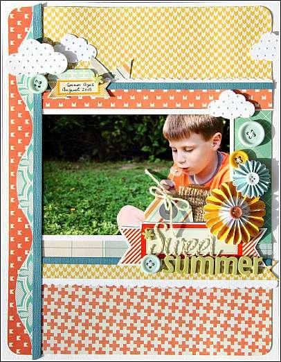 Sweet Summer **American Crafts**