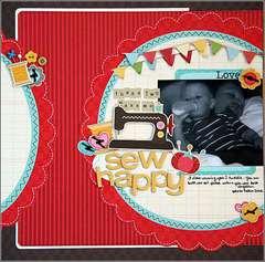 'Sew' Happy