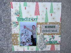 """Tradition"" - ""Home for Christmas"""