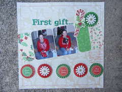"""""""First gift"""""""