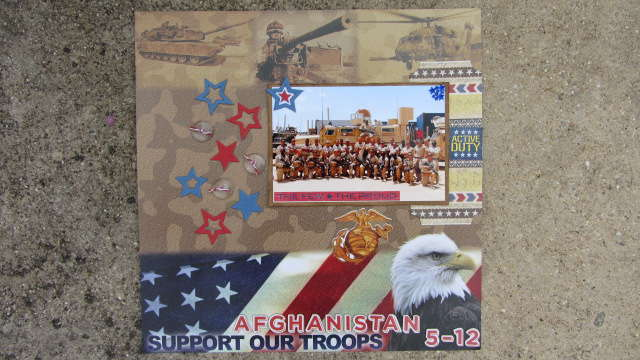 """SUPPORT OUR TROOPS"""