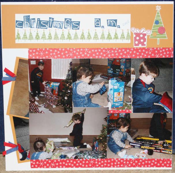 2002 Christmas morning