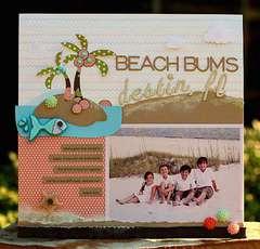 ***BEACH BUMS*** Pebbles Inc.