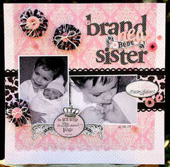 ***Brand New bebe Sister*** ANTHOLOGIES