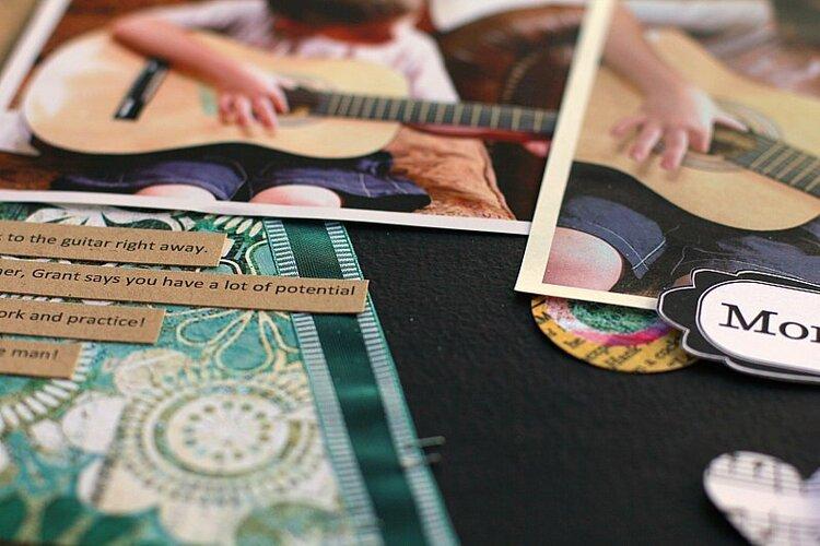 ***GUITAR love*** Front Porch Kits