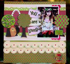 ***You Are Loved*** NEW Nikki Sivils