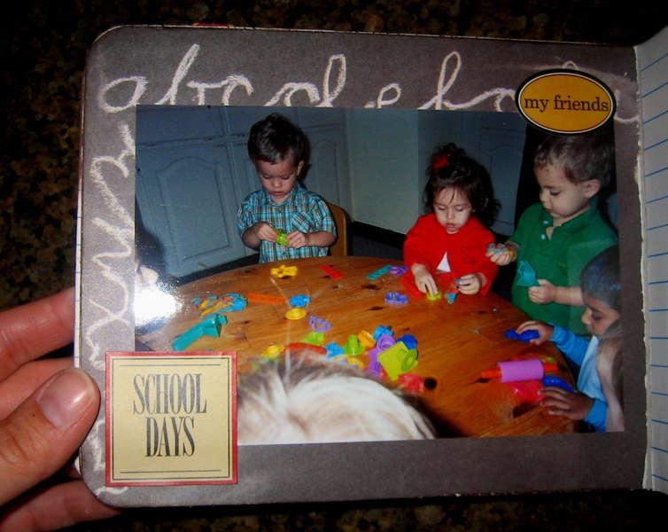 Preschool minibook Page 6