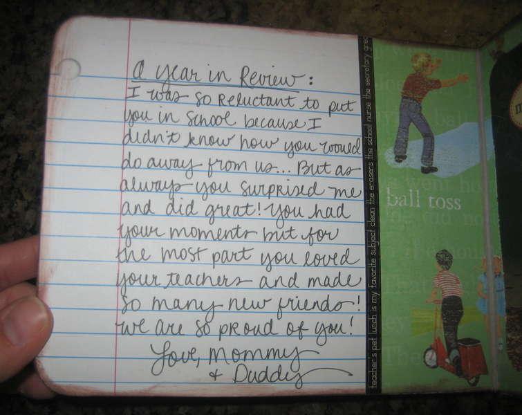 Preschool minibook Page 9