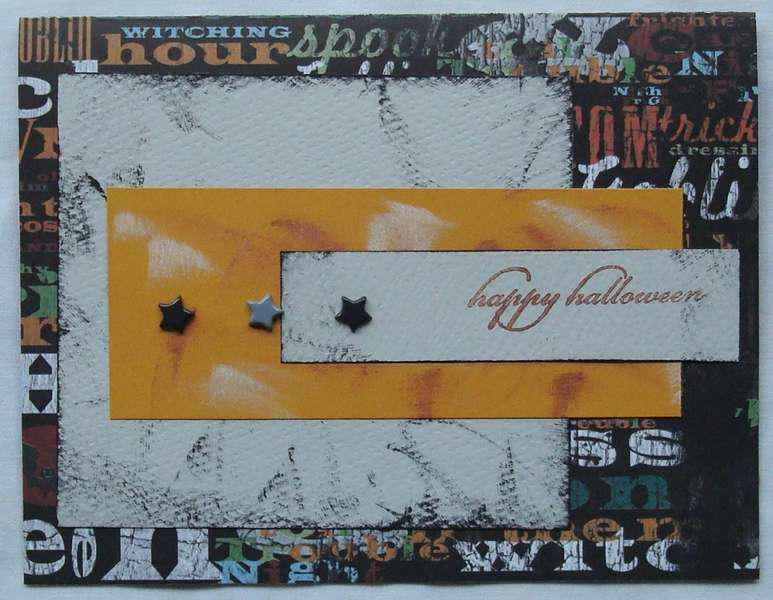 Halloween Card 10