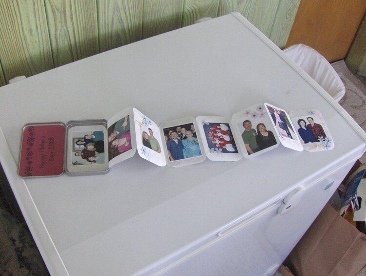 Mother's Day Accordian Album