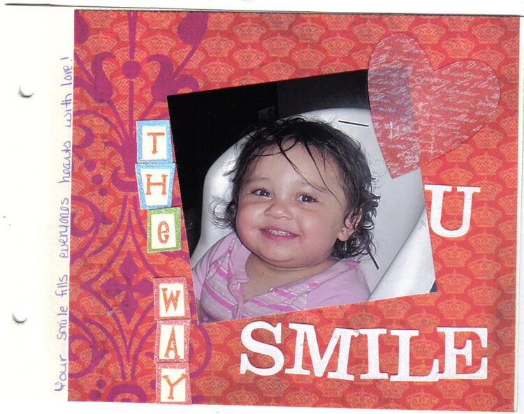 Love the way U Smile