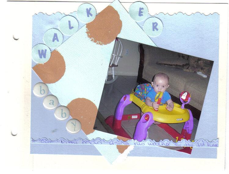 Walker Baby