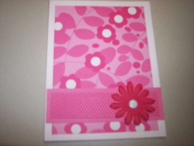 My card I made for Scrappinpassion