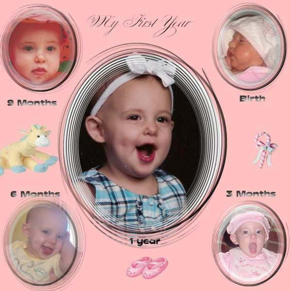 Ayla Jade's First Year