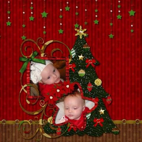 Marlee's First Christmas