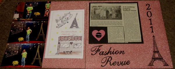 2011 4-H Fashion Revue