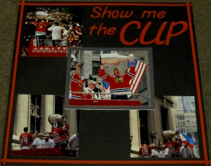 Show Me the Cup