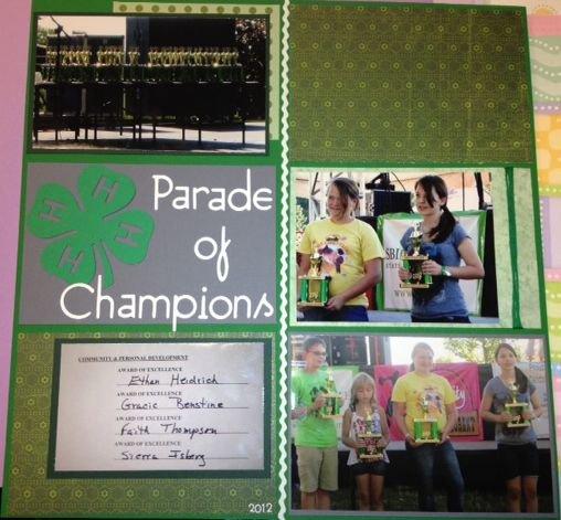 4-H Parade of Champions
